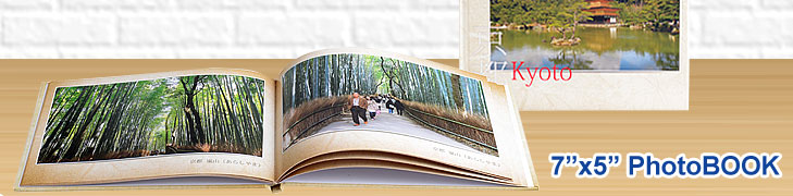 7x5 photobook short banner